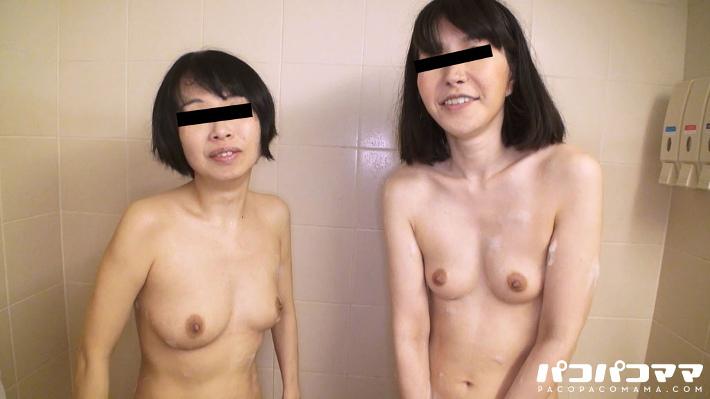 長瀬ひとみ&村田ひさこ 5
