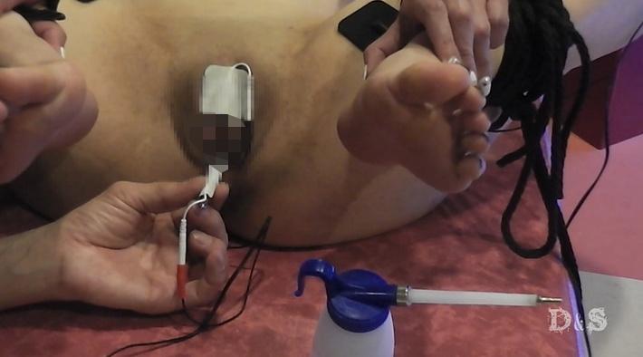 尿道電気責め 4