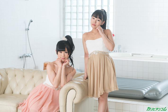 須藤なこ&森咲かほ 1