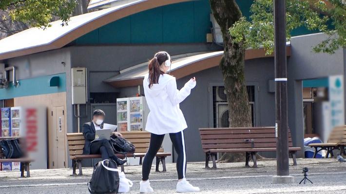 朱里 20歳 地下アイドル MGS 4