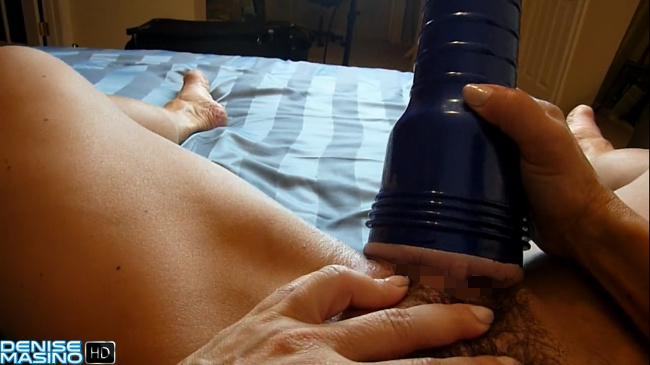 Denise Masino FleshLight POV 4