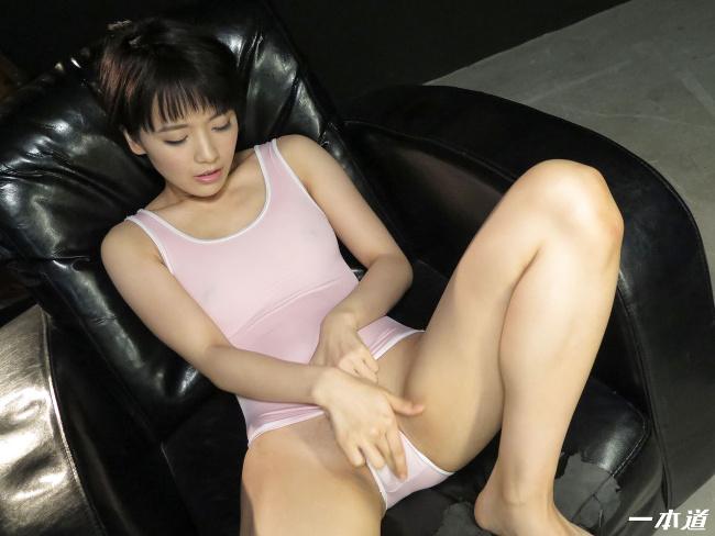 羽田真里 寸止め劇場 ~破壊寸前のスレンダー美女~ 8