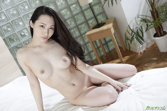吉岡蓮美 女優の方から手当たり次第に襲いかかる中出しセックス 6