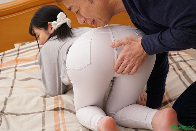 白杞りり ピタパン美巨尻家政婦の年末大掃除2 14