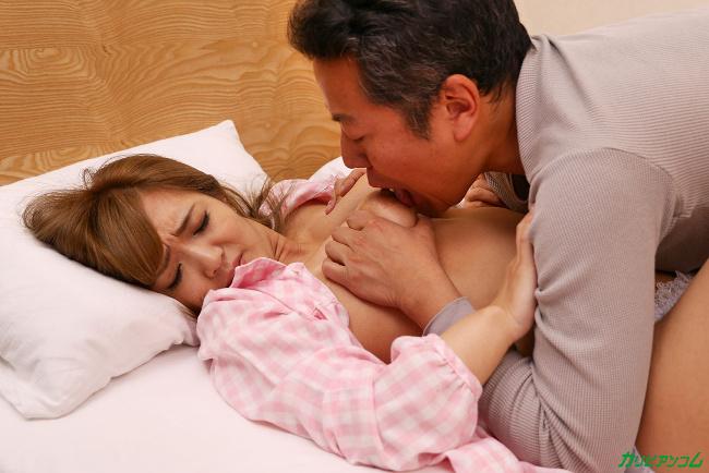 青山はな 義父の種付け夜這いに途方もなく感じてしまいました 13