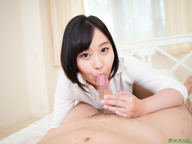 小川桃果 [VR] 美しい人に罵られたい 蒸れた黒パンスト美女が自ら激ピストンで勝手に絶頂 19