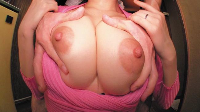 美人×爆乳×でか尻 どすけべ妻ナンパ はみ尻ミニスカギャルは超ヤリマン 6