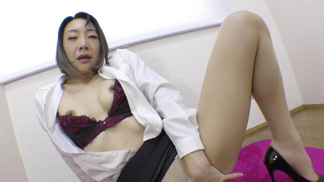 若林美保 女教師ディルドオナ 1