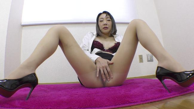 若林美保 女教師ディルドオナ 3