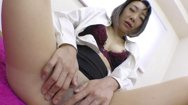 若林美保 女教師ディルドオナ 4