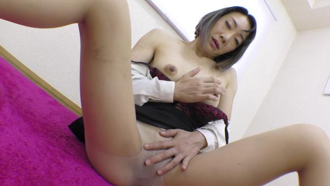 若林美保 女教師ディルドオナ 5