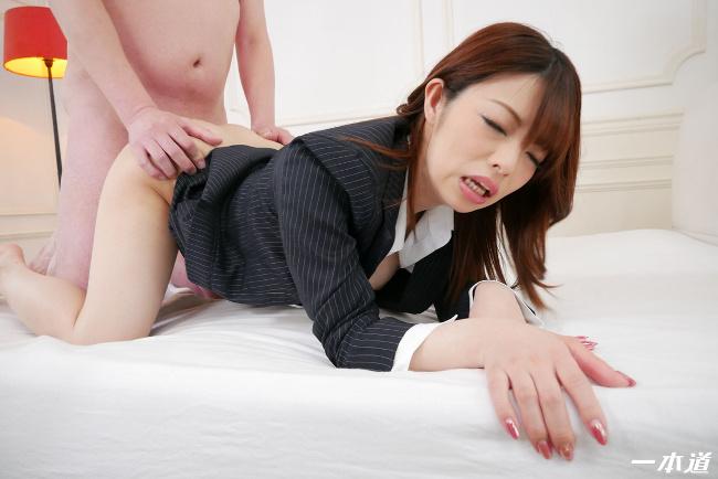 木内亜美菜 余裕で三連発できちゃう極上の女優 21