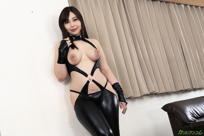 小川桃果 私のセックスを見てください い~っぱい顔面射精してください 2 カリビアンコム 1