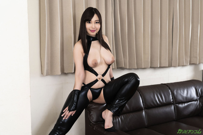 小川桃果 私のセックスを見てください い~っぱい顔面射精してください 2 カリビアンコム 2