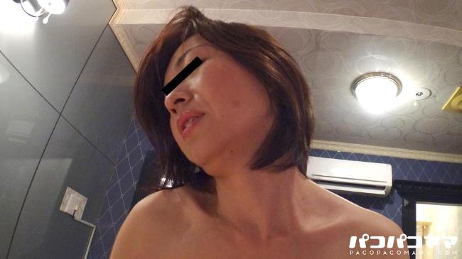福山香織 ダブル不倫で欲求解消する人妻 パコパコママ 16