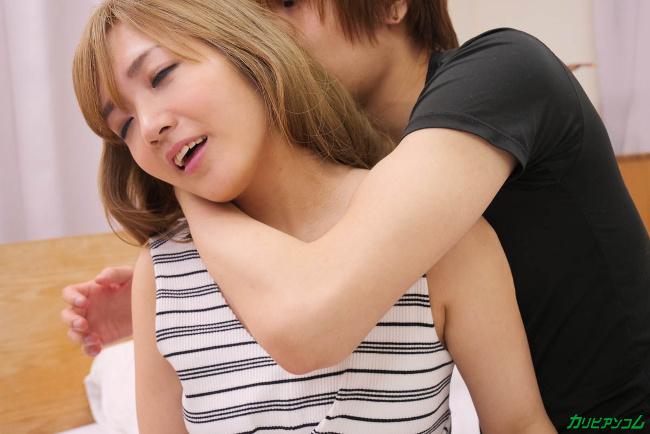 青山はな 愛情たっぷり濃厚セックス カリビアンコム 8