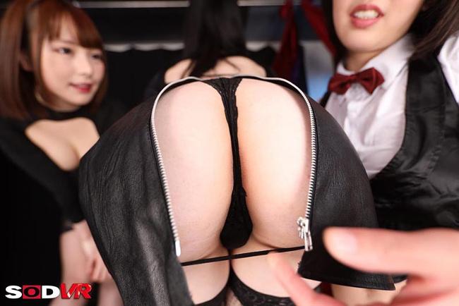 桃尻VR 抜ける桃尻画像 FANZA動画  39