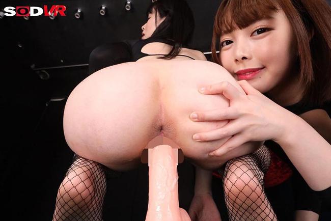 桃尻VR 抜ける桃尻画像 FANZA動画  47
