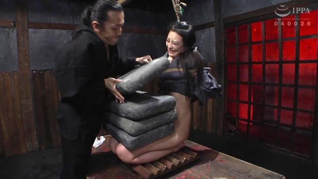 神納花 拷問淫夢 14