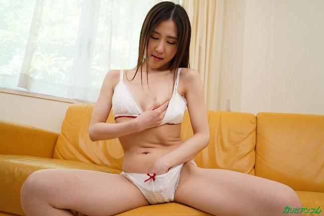 櫻井えみ Debut Vol.58 ~出会って即ハメ!めっちゃ気持ちいいどすえ~ カリビアンコム 10
