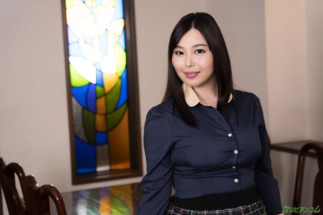 小川桃果 女熱大陸 File.077 カリビアンコム 1