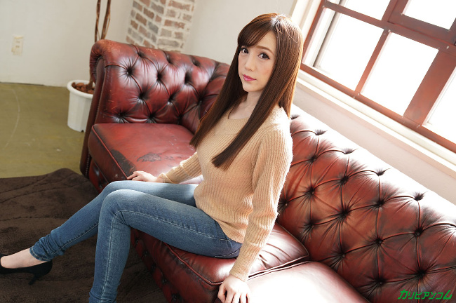 美★ジーンズ Vol.29 すみれ美香 カリビアンコム 1