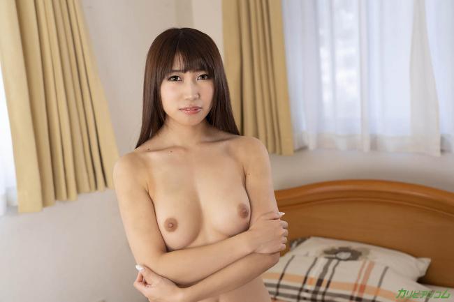 楠セナ Debut Vol.62 ~細身美人が味わった感激するほど気持ちいいSEX~ カリビアンコム 5