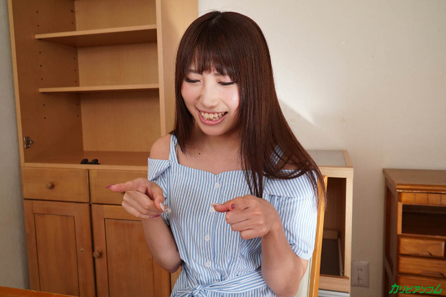 楠セナ Debut Vol.62 ~細身美人が味わった感激するほど気持ちいいSEX~ カリビアンコム 6