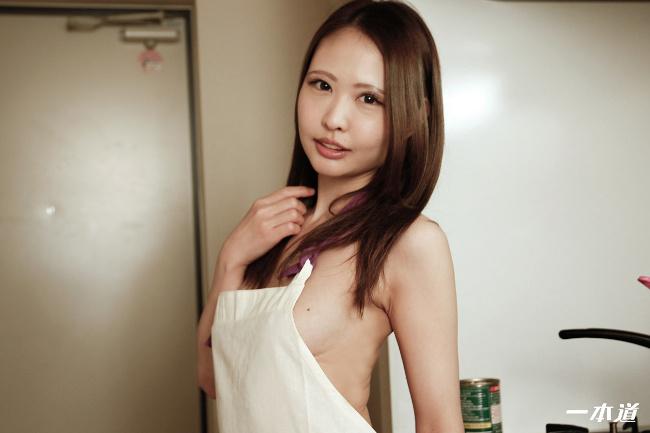 朝比奈菜々子 男のエロ願望 裸エプロン 一本道 3