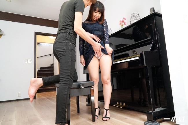 佐藤ゆかり エッチなピアノレッスン 一本道 6