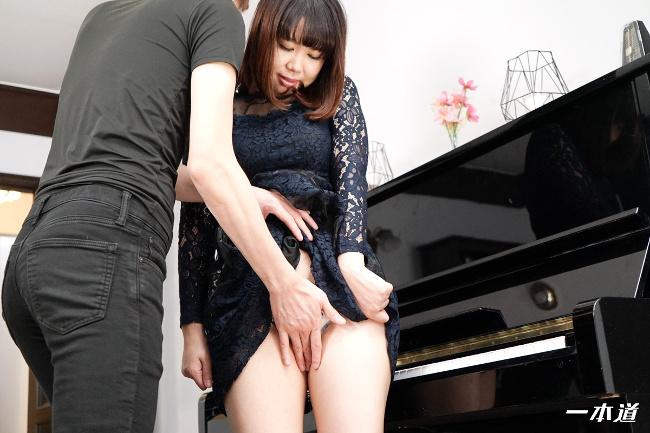 佐藤ゆかり エッチなピアノレッスン 一本道 7