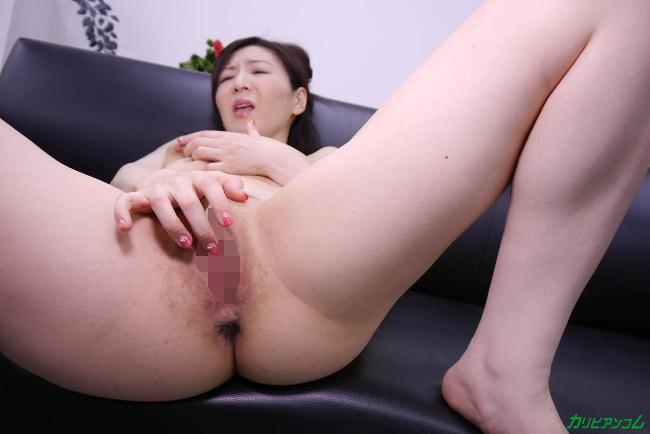 マンコ図鑑 大橋ひとみ カリビアンコム 7