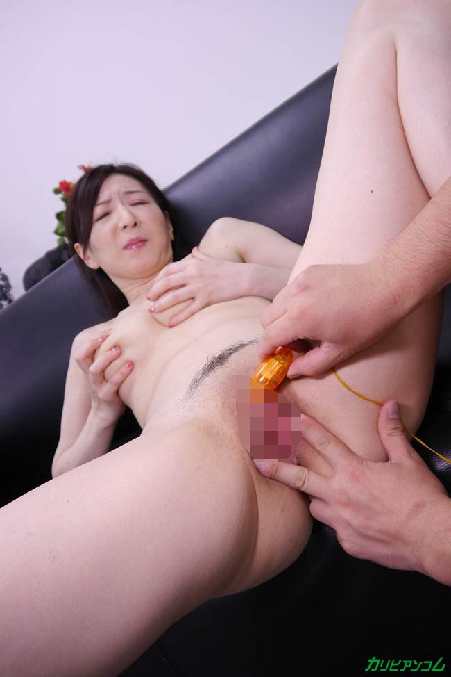 マンコ図鑑 大橋ひとみ カリビアンコム 9