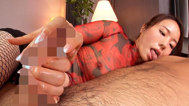 唾液エンドレスのじゅるじゅる乳首舐め×トルネード寸止めオイル手コキ 20