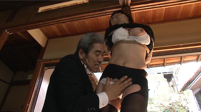 『偏執的性交強要・緊縛相姦』 未亡人飼育調教 和泉紫乃 3