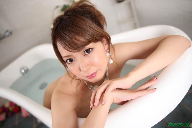 与田知佳 極上泡姫物語 Vol.87 カリビアンコム 3