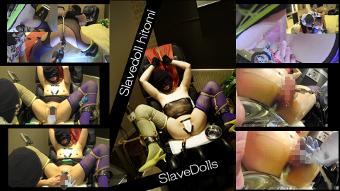 奴隷人形ひとみ - 期間限定再販:変態奴隷人形 ひとみ 調教017 尿道責めで潮を噴くマゾ牝