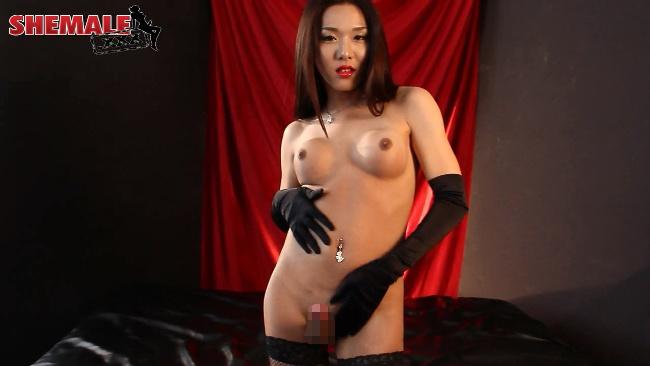 ニューハーフ 白鳥香里奈 Mistress Karina Shiratori TGirls.XXX 5