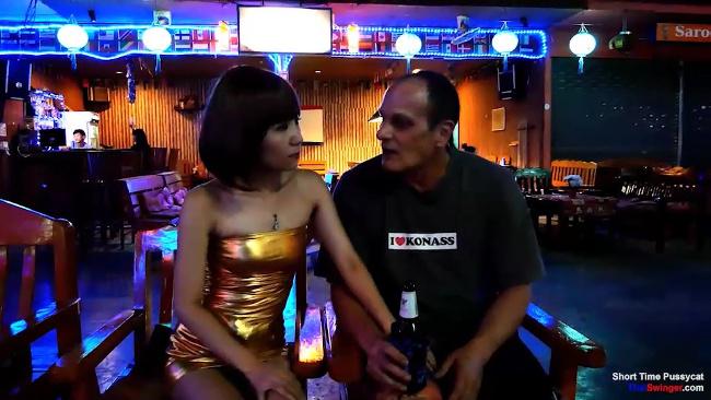 Short Time Pussycat 4k Thai Swinger 1