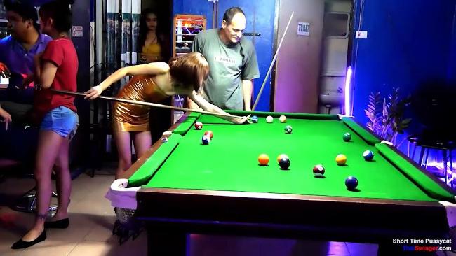 Short Time Pussycat 4k Thai Swinger 2